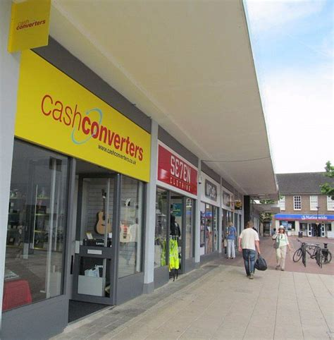 Love Bedford Businesses · Cash Converters
