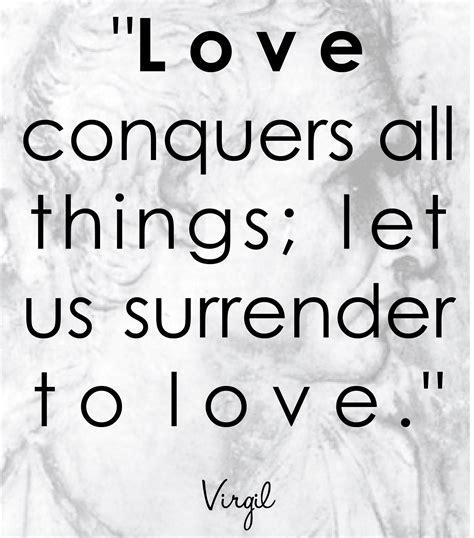 Love Conquers Quotes. QuotesGram