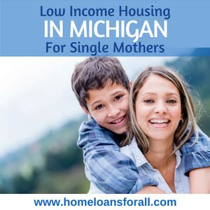 Low Income Housing In Michigan For Single Mothers  2018 ...