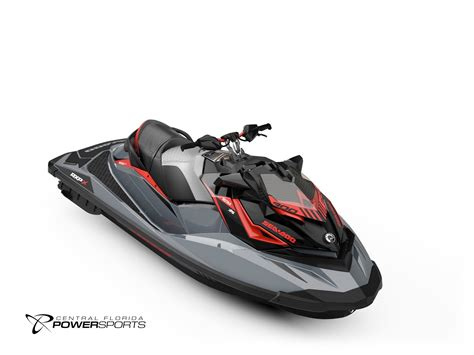 Lowest Prices on 2018 Sea-Doo RXP-X 300 Racing PWC For ...
