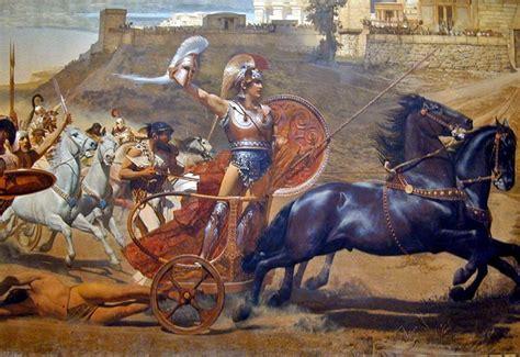 L'héritage d'Homère — Iliade — Institut pour la longue ...