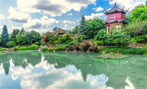 L'un des plus grands jardins botaniques du monde à ...