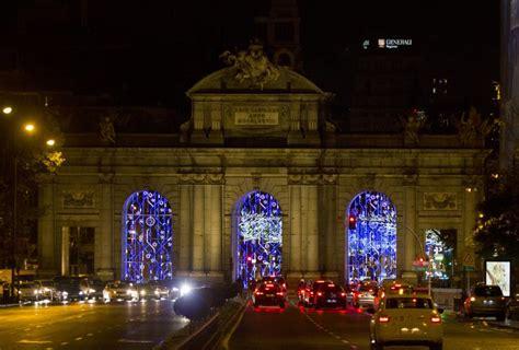 Luces de Navidad Madrid fechas y horarios 2017-2018