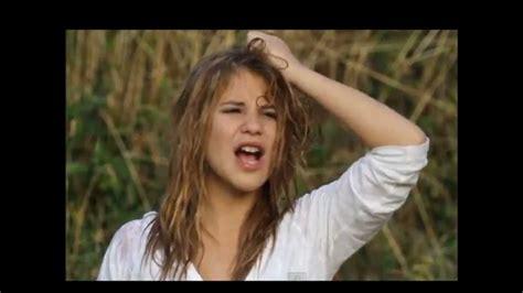 lucia gil la lluvia letra - YouTube