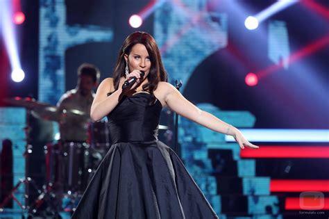 Lucía Gil se viste de Natalia Jiménez en la undécima gala ...