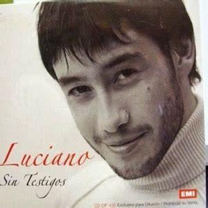 Luciano Pereyra - Sin Testigos (Álbum) | BuenaMusica.com