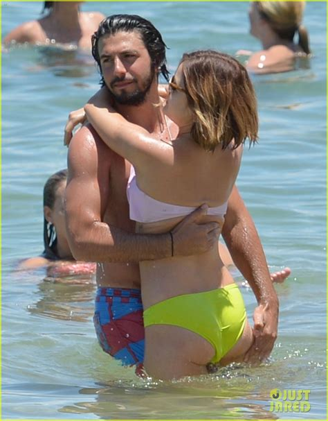 Lucy Hale & Anthony Kalabretta Pack on the PDA During ...