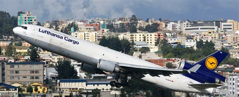 Lufthansa Cargo CEO Discusses Air Freight Industry ...