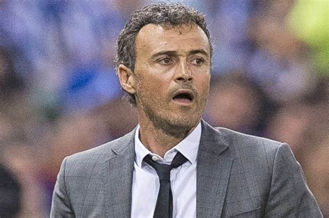 Luis Enrique: Chelsea and Arsenal managerial target ...
