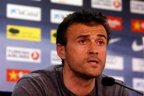 Luis Enrique Martínez es el nuevo entrenador del F.C ...