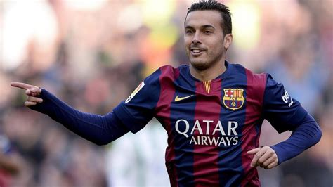 Luis Enrique 'does not want' Pedro to leave Barcelona amid ...