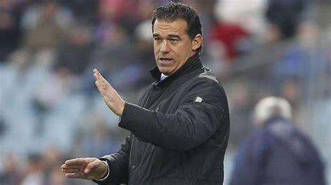 """Luis García: """"El Betis no va último por los árbitros"""" - Al ..."""