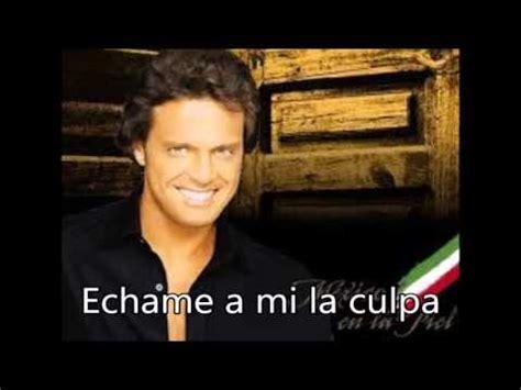 Luis Miguel Con Mariachi Mix - Luis Miguel - Mariachi ...