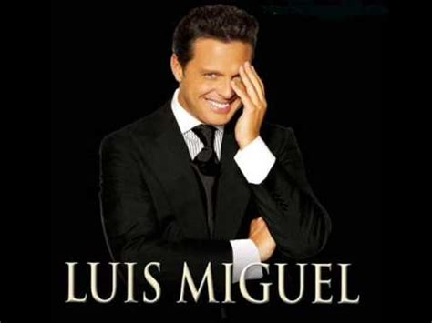 luis miguel-exitos romances - YouTube