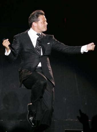 Luis Miguel inicia hoy en Santiago su gira española ...