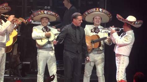 Luis Miguel , la bikina , las vegas 2013 - YouTube