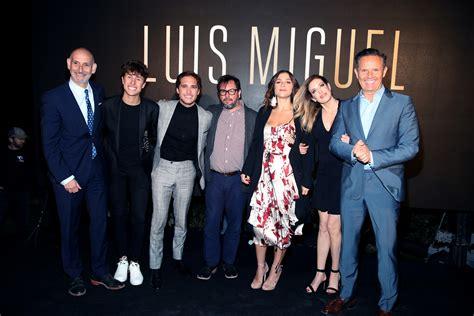 Luis Miguel La Serie LA Premiere | Nothing But Geek