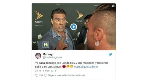 'Luis Miguel: La serie': Luis Rey, padre del cantante ...
