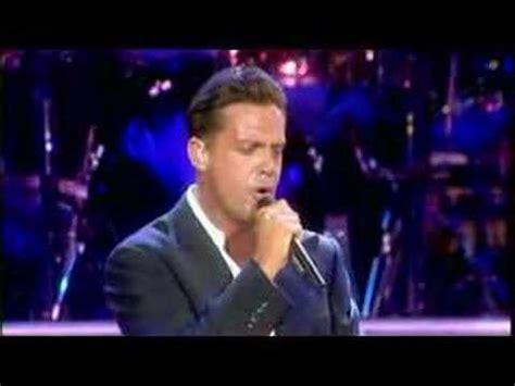 Luis Miguel - Medley Segundo Romance (VIVO) 5/6 - YouTube