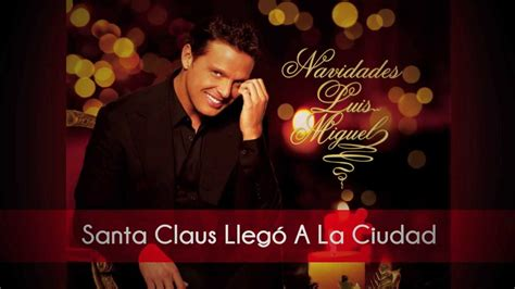 Luis Miguel   Navidades  Medley    YouTube