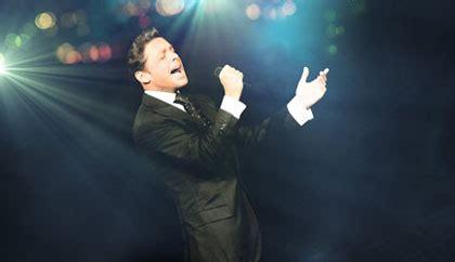 Luis Miguel ofrecerá dos conciertos en España en mayo ...