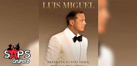 Luis Miguel presenta