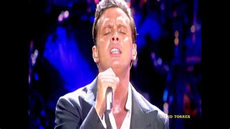 LUIS MIGUEL - ROMANCES ( MEDLEY ) - HD - YouTube
