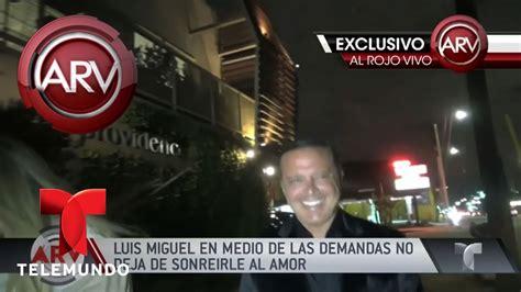 Luis Miguel tiene un nuevo romance | Al Rojo Vivo ...