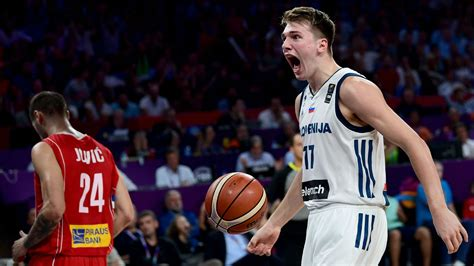 Luka Doncic scouting report: Slovenian star makes case to ...
