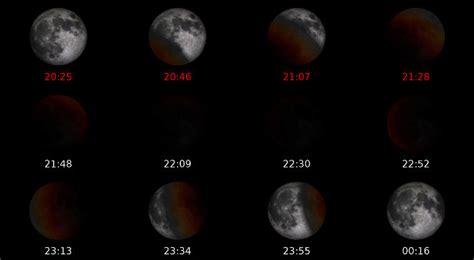 Luna de sangre 2018: ¿A qué hora ver la luna roja en cada ...