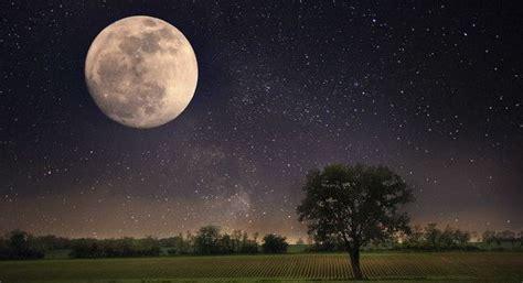 Luna llena: Consejos para fotografiarla