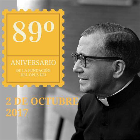 Lunes 2 de Octubre - 89º Aniversario de la Fundación del ...