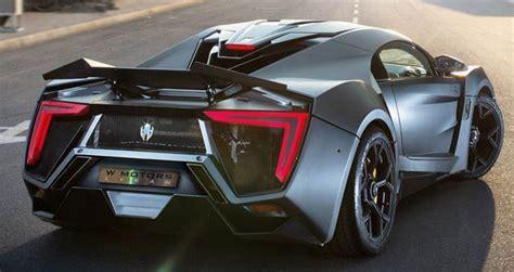 Lykan Hypersport y 'A todo gas 7' | Revista de coches,