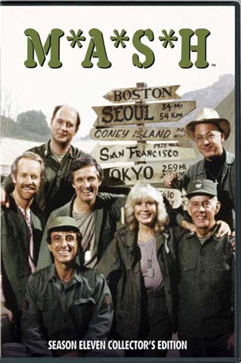 M*A*S*H DVD news: Complete Series (and Season 11) Artwork ...