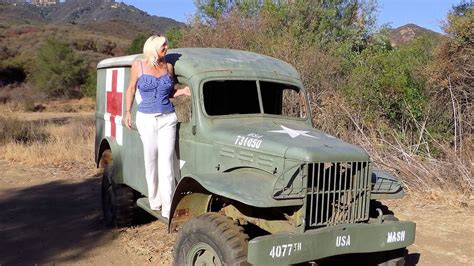 M*A*S*H   Getting to the MASH 4077 film set location in ...