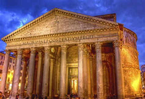 M. AGRIPPA L. F. COS. TERTIUM. FECIT  Pantheon …   Flickr ...