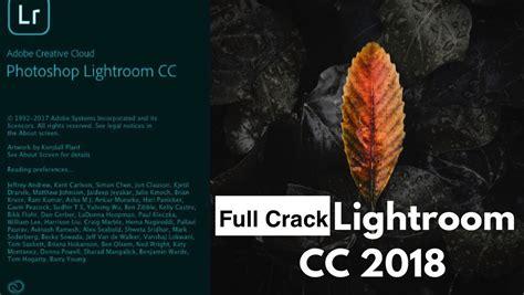 Mac Adobe Photoshop Lightroom CC 2018 v6.14 Full Crack and ...