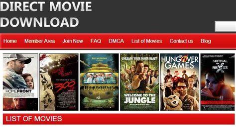 MACAM MACAM ADA : Top 7 websites to download movies for free