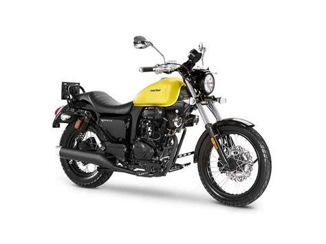 MacBor: nace una nueva marca española con seis motos de ...