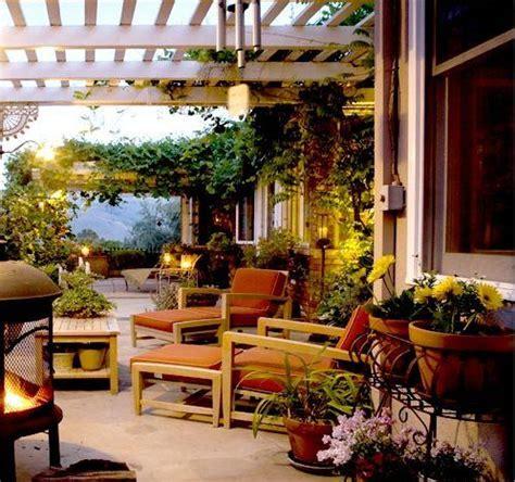 Macetas y plantas de exterior