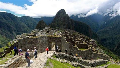 Machu Picchu: Hoy se cumplen 10 años de haber sido elegida ...
