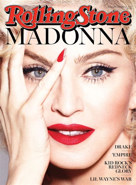 Madonna Fights Back: Inside Rolling Stone s New Issue ...