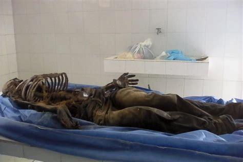 Madre identifica esqueleto de joven encontrado en un pozo ...