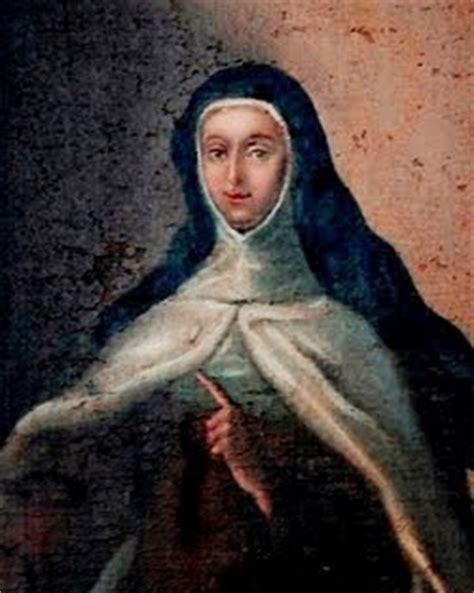 Madre María Antonia de Jesús Pereira y Andrade, carmelita ...