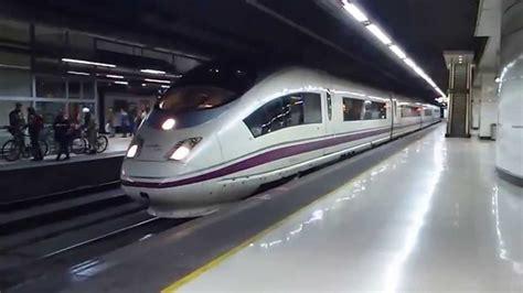 MADRID - BARCELONA SANTS AVE 03093 Siemens (Barcelona ...