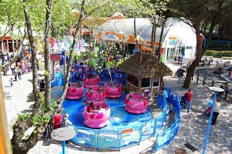 MADRID CON NIÑOS, Parque de Atracciones   Little Vigo