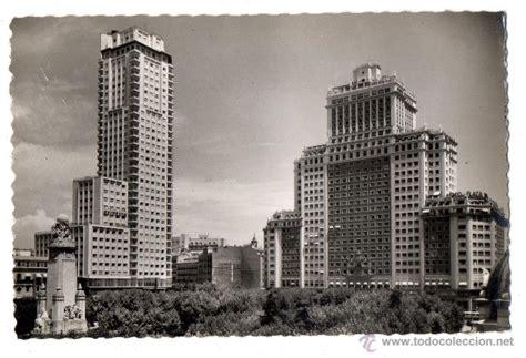 madrid. edificios españa y torre de madrid. año   Comprar ...