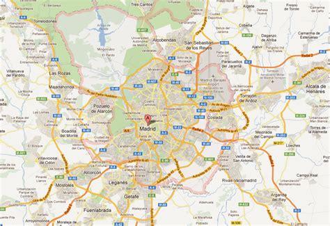 Madrid Haritası