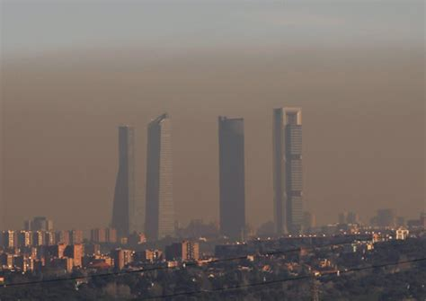 Madrid has record breaking air pollution | ZDNet