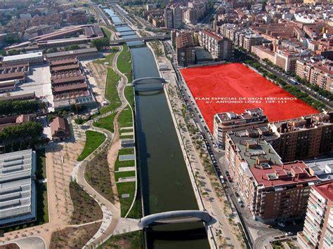 Madrid Río tendrá un espacio comercial y hotelero ...